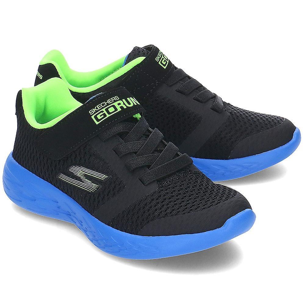 Skechers GO Run 600 97860LBBLM uniwersalne buty dla dzieci przez cały rok