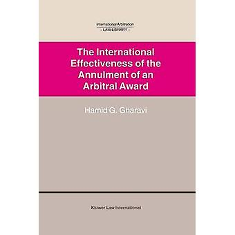 Internationale arbitrage wet bibliotheek internationale doeltreffendheid van de nietigverklaring van een arbitrale toekenning door Gharavi & Hamid G.