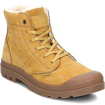 Palladium Pallabrousse Lth 05981218M trekking zapatos para hombre