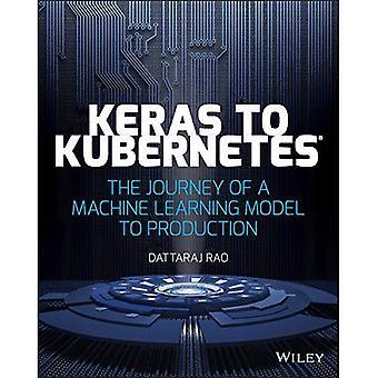 Keras a Kubernetes: el viaje de un modelo de aprendizaje automático a la producción