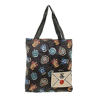 Harry Potter Crest packable Tote laukku