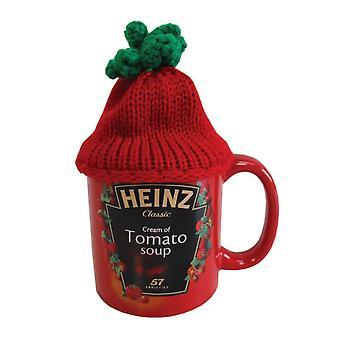 Heinz Tomato Soup Mug and Cosy