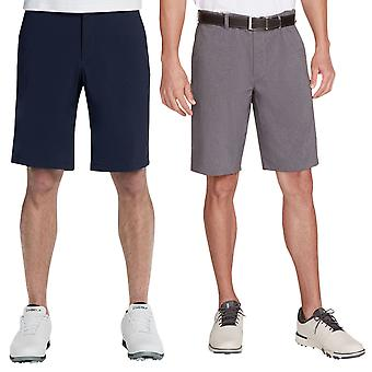 Skechers Mens Mesh Chino Short II Pantaloncini da golf