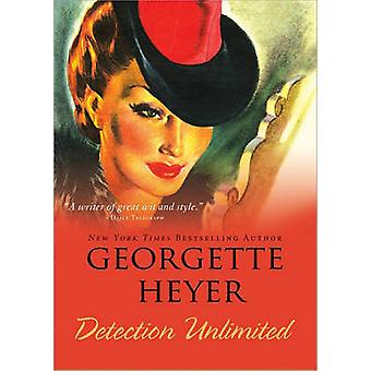 Detection Unlimited by Georgette Heyer - 9781402218057 Book