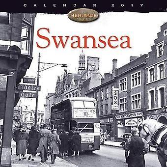 Swansea Wall Calendar 2017 - 9781783618354 Book