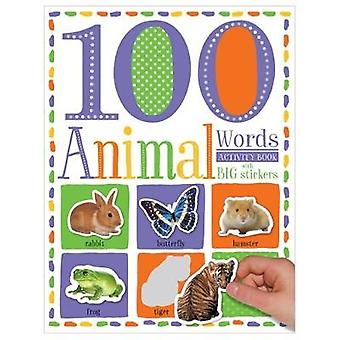 100 Animal Words - 9781786929617 Book