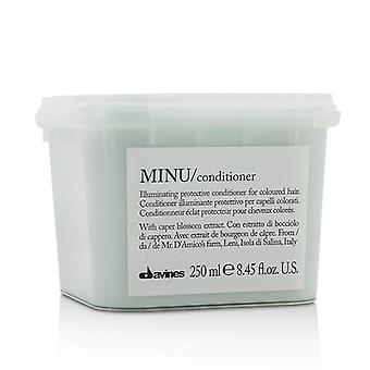 Davines Minu Conditioner Illuminating Protective Conditioner (for Coloured Hair) - 250ml/8.45oz