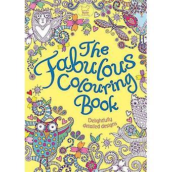 Het fantastische kleuren boek van Hannah Davies-Hannah Davies-978178