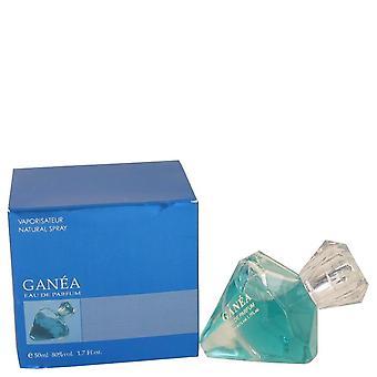 Ganea eau de parfum spray by ganea 536417 50 ml