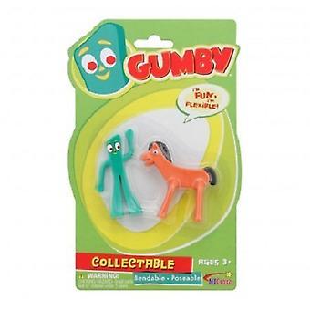Action Figures - Gumby & Pokey 3