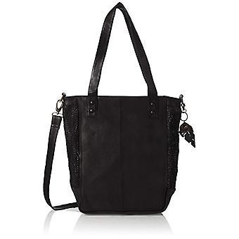Legend Black Women's Bag (Schwarz 1)) 16x34x27 cm (B x H x T)