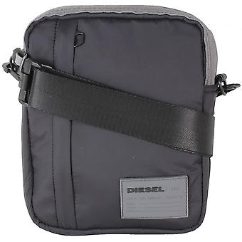 Diesel Oderzo Across Body Bag - Black
