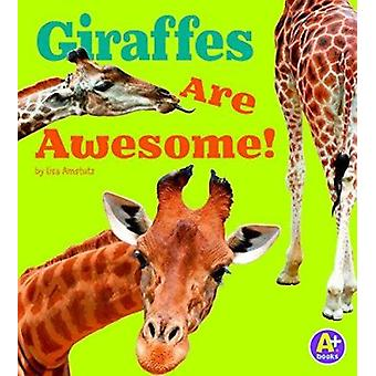 Giraffes Are Awesome! by Lisa J Amstutz - 9781491417614 Book