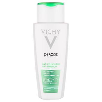 Vichy Dercos Anti-Dandruff Shampoo for Normal to Oily Hair 200ml