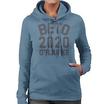 Beto 2020 O'Rourke Women's Hooded Sweatshirt