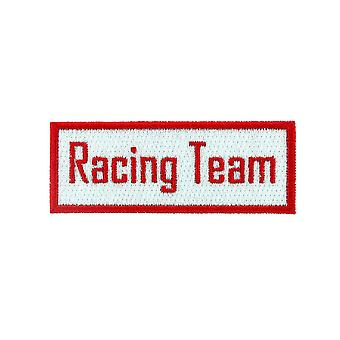 Patch Ecusson Brode Backpack Racing Team Biker Moto Thermocollant Vintage Motorcycle