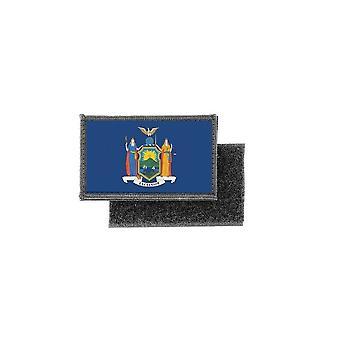 Patch ecusson prints flag badge usa u.s united new york