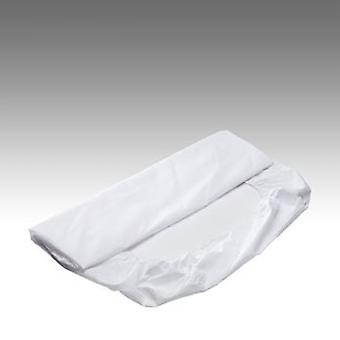 Pull-on-Sheet Jollein witte wieg