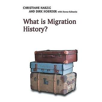 What is Migration History by Christiane Harzig