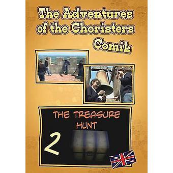 Choristers äventyr Tresure Hunt Comik av Fernando Guerrieri