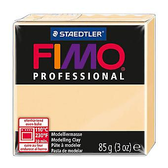 Fimo Professional Modelling Clay, Champagne, 85 g