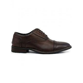 Duca di Morrone - Chaussures - Chaussures lacets - DRAKE-BROWN - Hommes - saddlebrown - 43