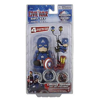 Captain America Limited Edition Civil War Gift Set (Case Of 6)