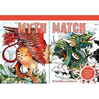 Myth Match by Becky Bolton