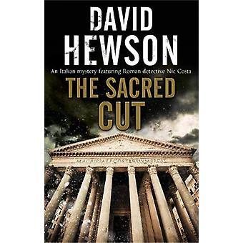 Sacred Cut by David Hewson