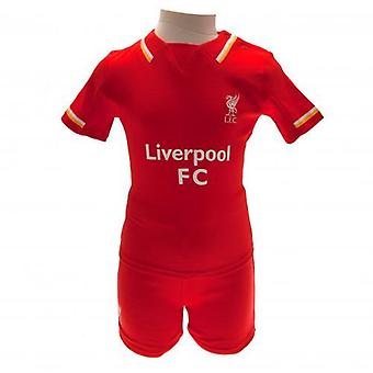 Liverpool Shirt & Short Set 18-23 Months RW