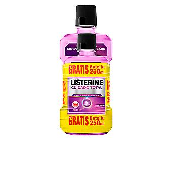 Listerine Total Care Enjuage Bucal Set 2 Pz Unisex