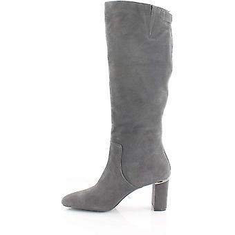 Alfani dame Nessii mandel tå knæ høje mode støvler