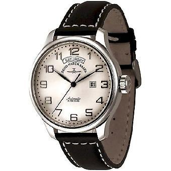 Zeno-Watch Men's Watch OS Retro Big polished 8554DD-12-pol-e2