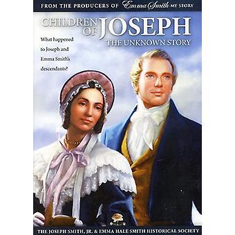 Children of Joseph-Historical Program [DVD] USA import