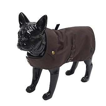 Rosewood Joules Waxed Coat Medium for Dogs