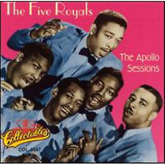 Five Royales - Apollo Sessions [CD] USA import