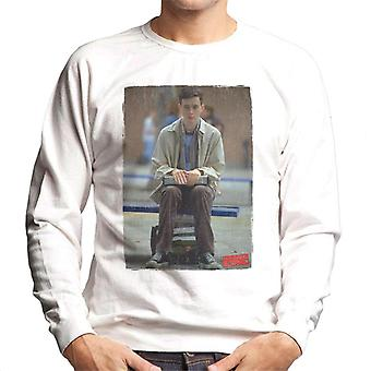 American Pie Paul Sitting Alone Men's Sweatshirt