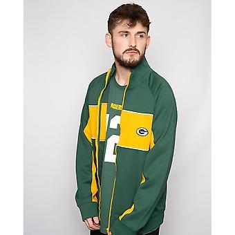 Fanatics Nfl Green Bay Packers Cut & Sew Track Jacke
