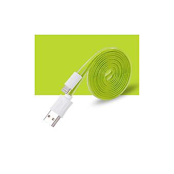 Usb Cable To Lightning Green 120cm