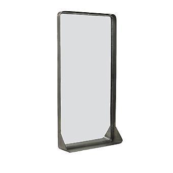 ضوء ويعيش مرآة 40x10x80cm سيباو العتيقة الزنك