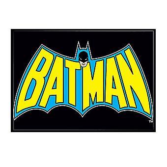 Imán del logotipo de Batman