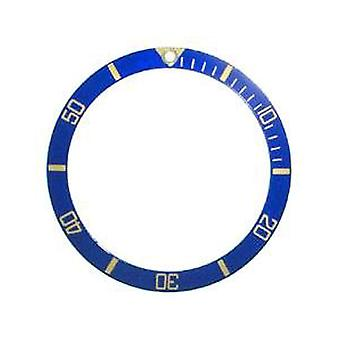 Bezel insert made by w&cp to fit rolex 315-1680-2 generic bezel insert