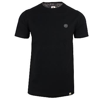 Pretty green men's black mitchell t-shirt