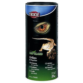 Trixie Crickets protein-rich food for reptiles (Reptiles , Reptile Food)