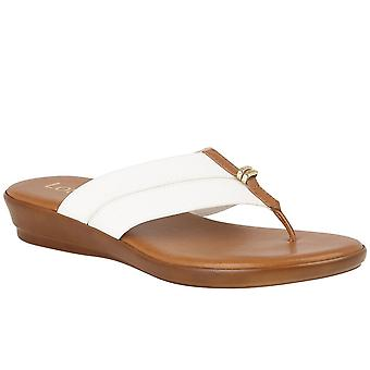 Lotus Hera naisten toe post sandaalit