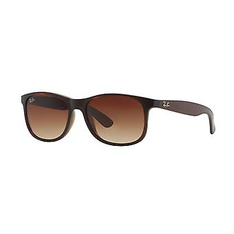 Ray-Ban Andy RB4202 6073/13 Matte BROWN/Brown Gradient Gafas de sol