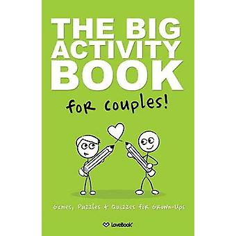 The Big Activity Book For Gay Couples by Lovebook