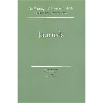 Journals by Herman Melville - 9780810108233 Book