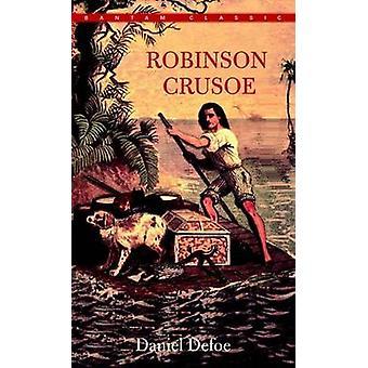 Robinson Crusoe by Daniel Defoe - 9780553213737 Book