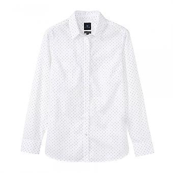 Équipage de vêtements équipage vêtements Hallsands Popeline Womens T-Shirt